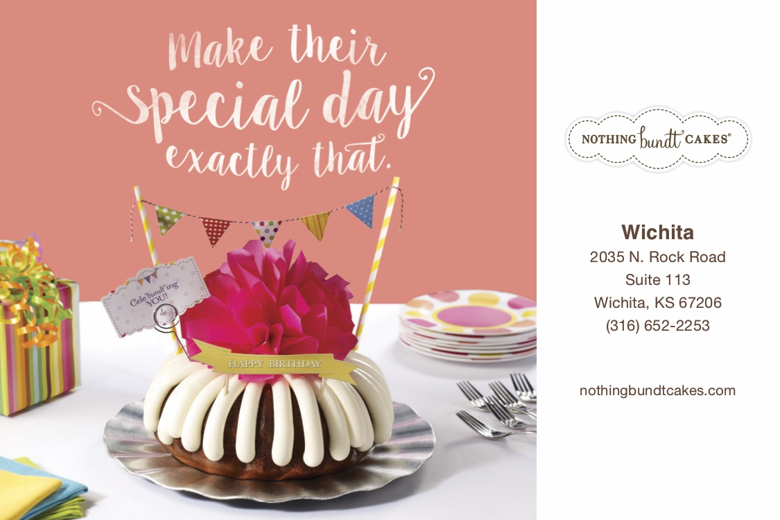 Swell Nothing Bundt Cakes Birthday Cards Printable Trancafe Filternl