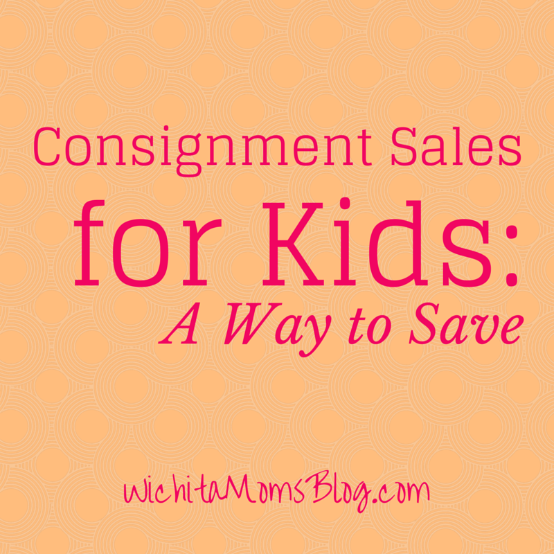Consignment Sales for Kids-