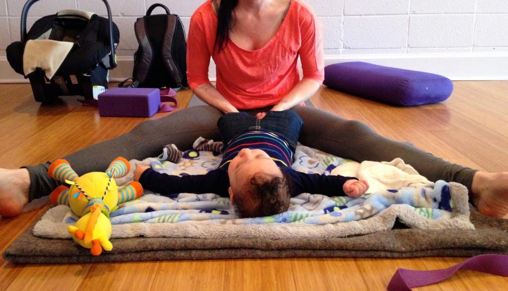 "Wichita Wednesday :: ""Namaste Play"" at Yoga Central {Sponsored Post}"