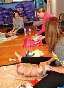 yoga mamas and babies