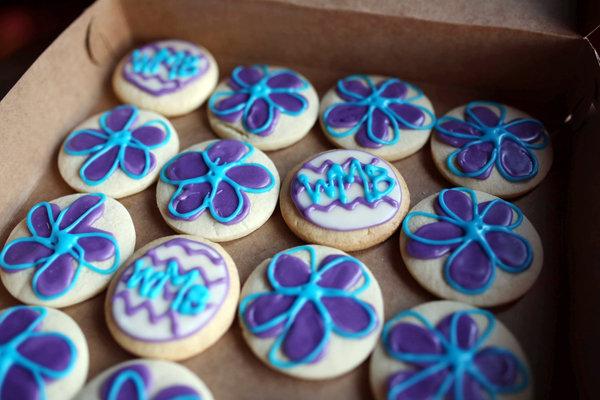 Brown Sugar Bakery Cookies