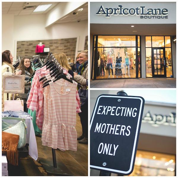 Apricot Lane Launch party