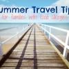 summer travel food allergies