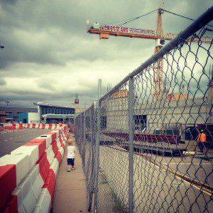 Wichita Dwight D. Eisenhower National Airport- Under Construction