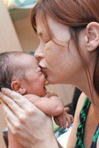 Nico and Kim newborn