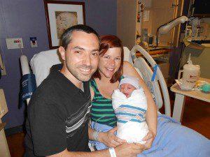 Trinchet family photo