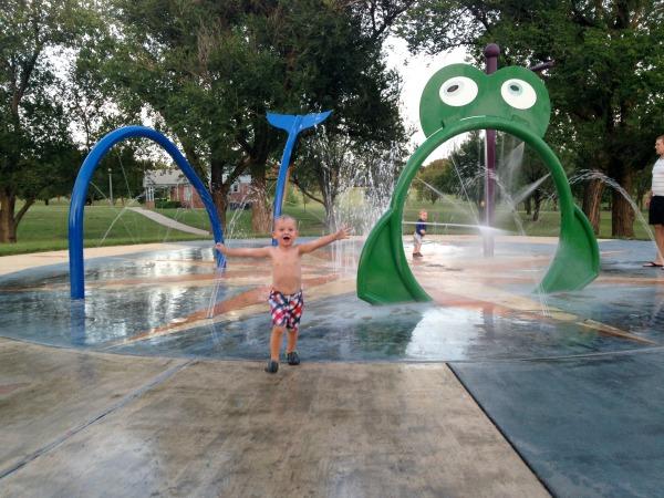 Wichita Splash Park Round-Up | Wichita Moms Blog