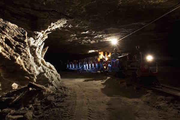 Strataca Salt Mines