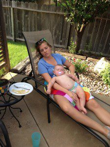 pool after baby