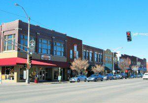 Newton Downtown