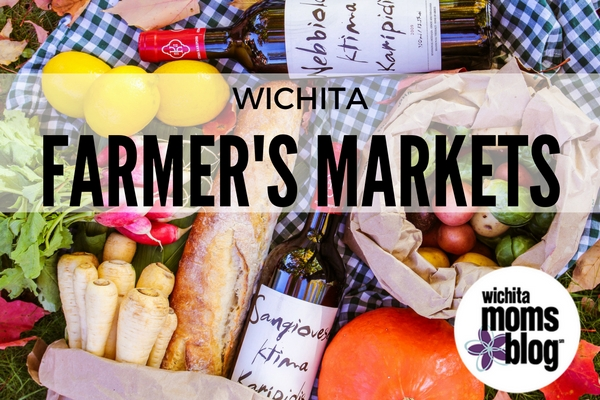 Wichita Farmer's Markets 2016