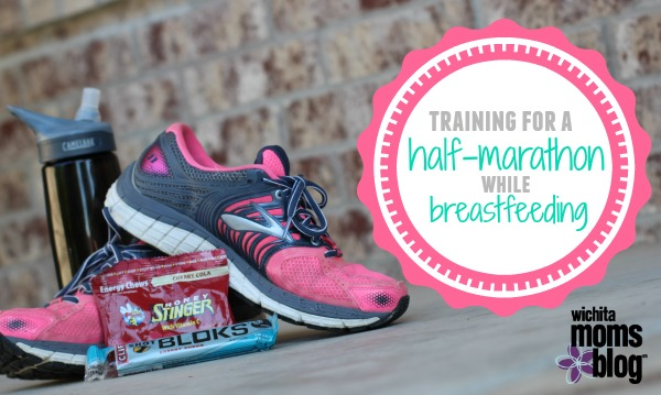 Training for A Half Marathon While Breastfeeding
