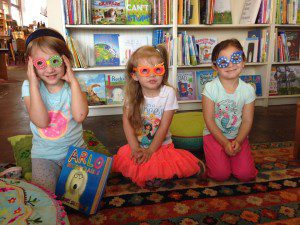 Storytime at Bluebird Bookstore
