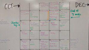 Maternity Leave - Planning Calendar