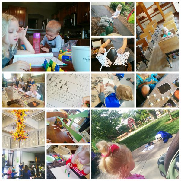 Homeschooling Kindergarten in Wichita