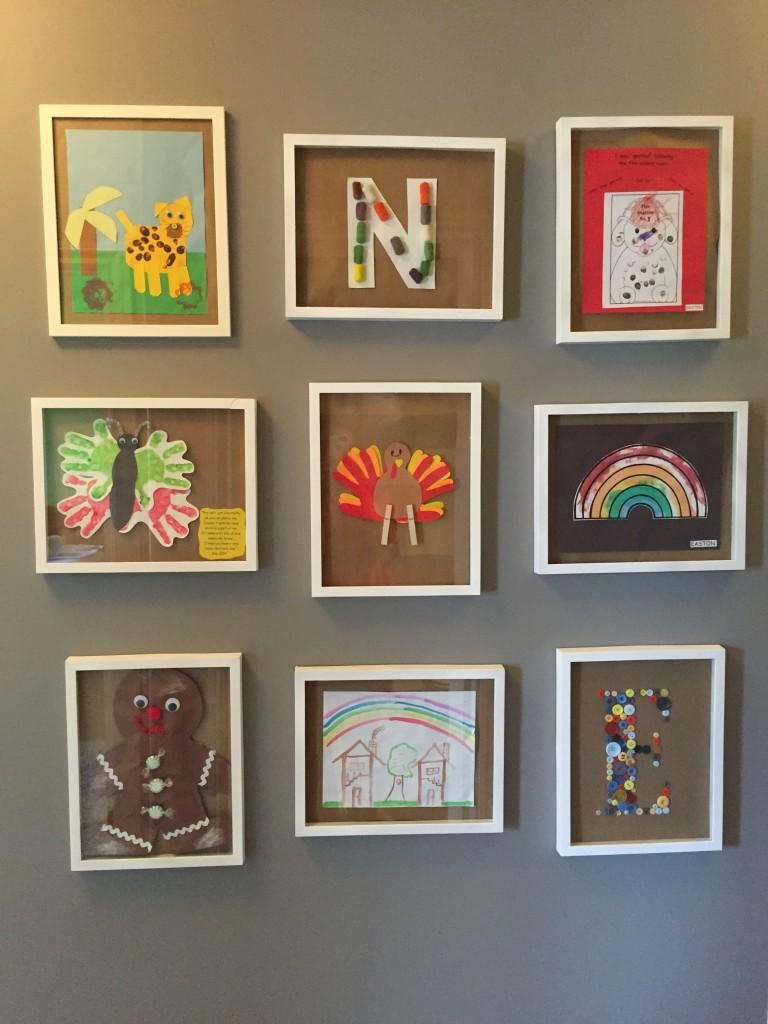 100 Ways To Display Artwork Displaying An Amiibo