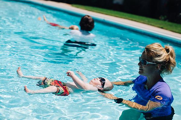Infant Swimming Resource (ISR)
