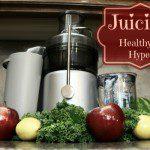 Juicing :: Healthy or Hype? {Plus 3 Delicious Recipes}