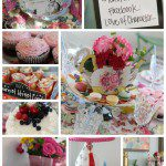 Beauty in the Details : A Tea Party Celebration {Recap}