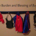 The Burden and Blessings of Boys
