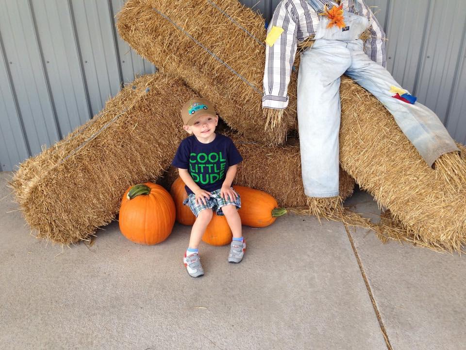 Wichita Area Pumpkin Patch Round Up