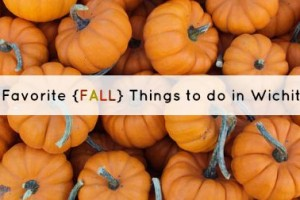 5 Favorite Fall Things to do in Wichita