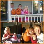 Pumpkin Carving Family Fun {plus Knife-Free Alternatives for Littles!}