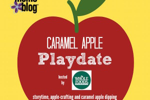 Whole Foods Apple Playdate