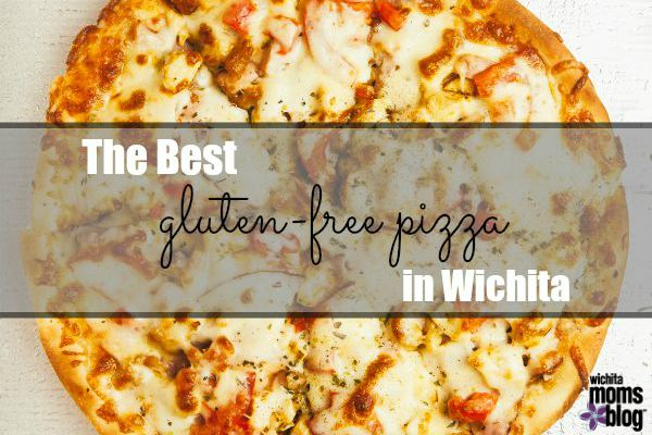 gluten free pizza in wichita