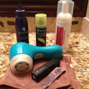 busy mom beauty products