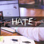 Working Mom Woes :: When You Hate Your Job