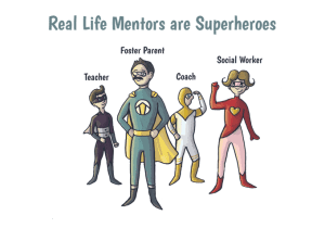 Image from Finding Your Hero written by Dr. Jamie Schwandt Illustration credit: Emily Hendricks