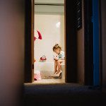 Potty Training A Mother