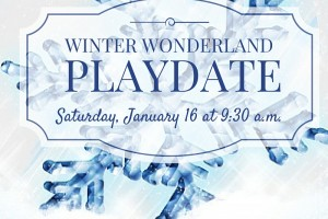 Winter Wonderland Playdate