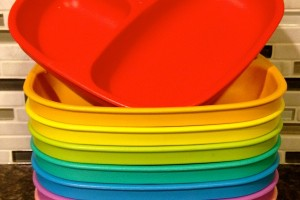 eat what the toddler eats plates