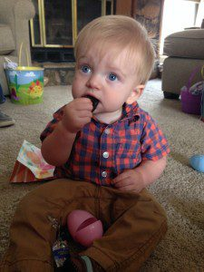 eat what the toddler eats prune easter