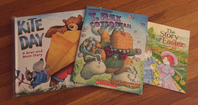 Spring and Easter Books