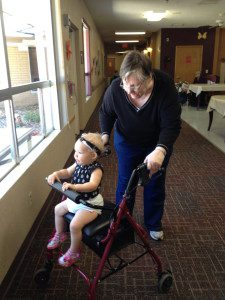 caring for two generations