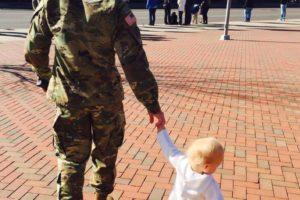 Military motherhood