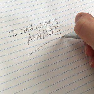 Why I Filed for Divorce