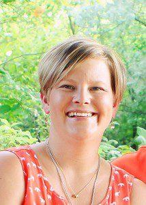 Melissa White headshot