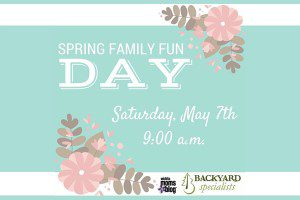 Spring Family Fun Day | Wichita Moms Blog