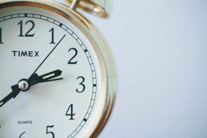 end daylight saving time