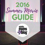 2016 Summer Movie Guide