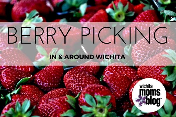 Berry Picking in Wichita