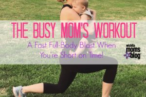 A Fast Full-Body Blast When You're Short on Time!