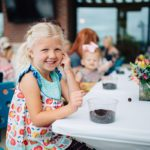 Mommy and Me Tea Party Playdate at Whole Foods | Recap