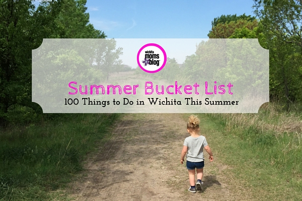 Wichita Summer Bucket List FB