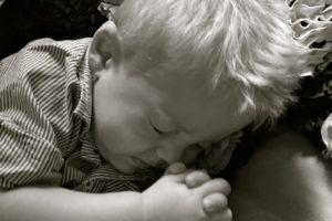 faith- praying