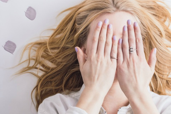 struggling postpartum depression